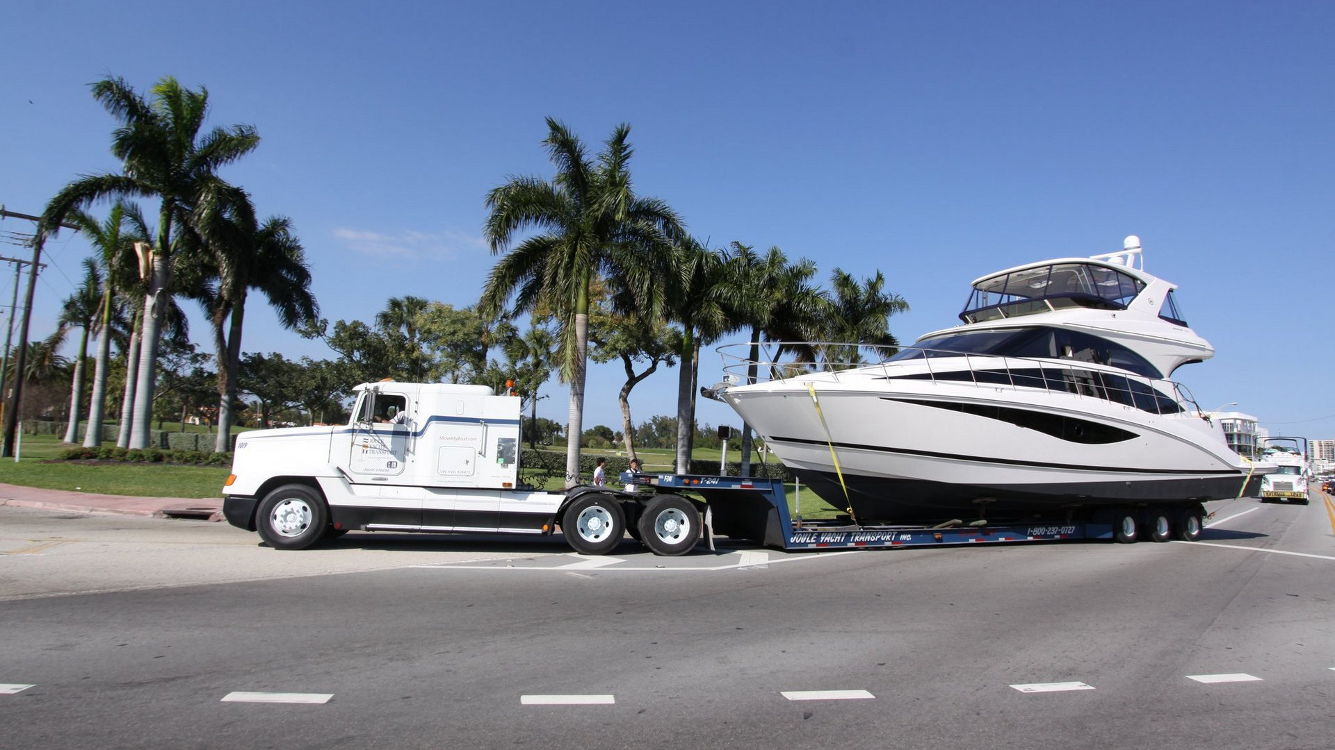 Joule Yacht and Boat Transport